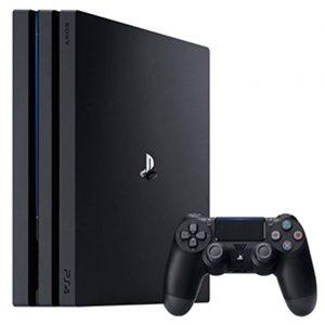 PlayStation 4 Pro 1TB + COD: WWII